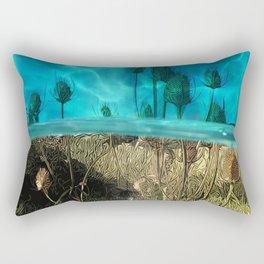 Teasels. Rectangular Pillow