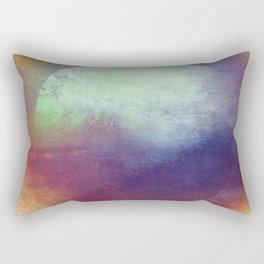 Circle Composition Rectangular Pillow