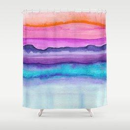 A 0 37 Shower Curtain