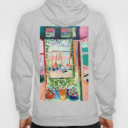 The Open Window Collioure Hoody