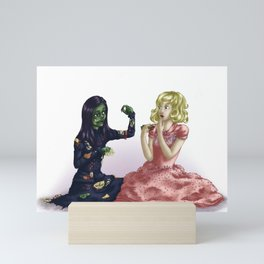 Sandwiches & Magic Mini Art Print