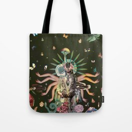 Logic of a Dream Tote Bag