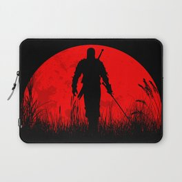 Geralt of Rivia - The Witcher Laptop Sleeve