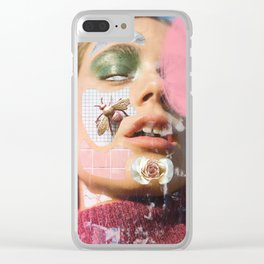 Like the Secrets You Hide Clear iPhone Case