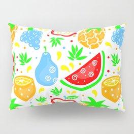 Fiesta de las Frutas Pillow Sham