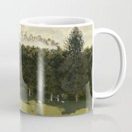 Train in the Countryside Coffee Mug