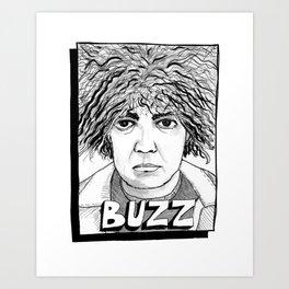 BUZZ! Art Print