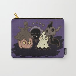Ghostly Nap Carry-All Pouch