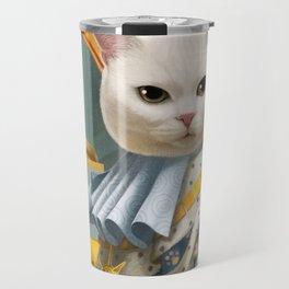 Cat King Travel Mug