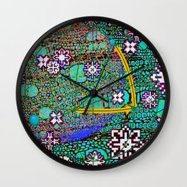 Wintermute Wall Clock