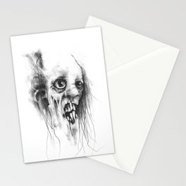 The Child Abandoned Stationery Cards