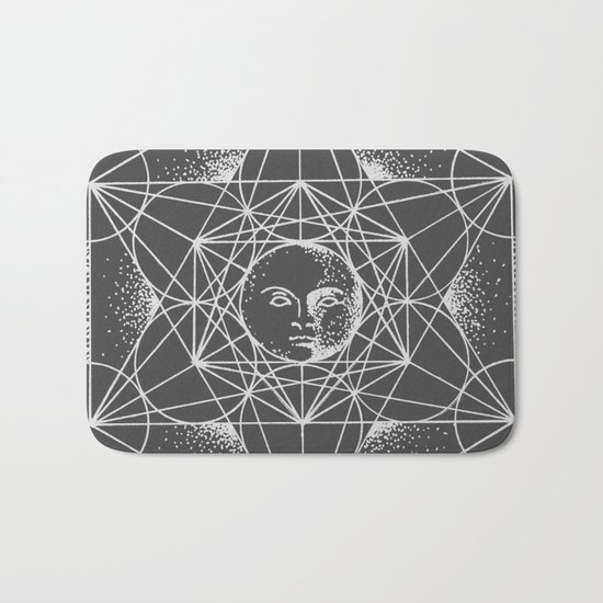 Gnostic Shadow Bath Mat