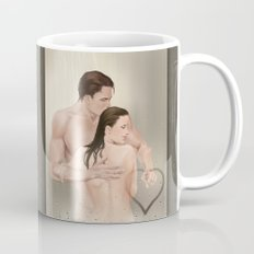 steamy picture Mug