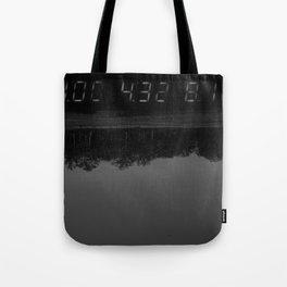 Digital Drip Tote Bag