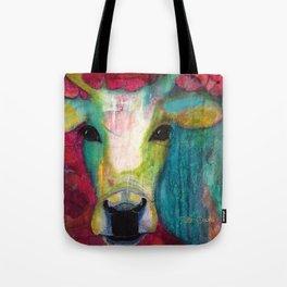 Cow III Tote Bag