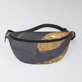 October Speaks Louder Than Other Months Fanny Pack