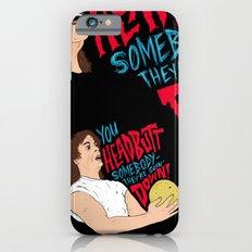 Headbuttin' Melons Slim Case iPhone 6s