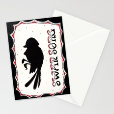 Phantom Of Paradise : Swan Song Stationery Cards