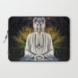Bad Day Buddha Laptop Sleeve
