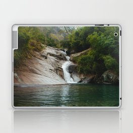 Swimming Hole Laptop & iPad Skin