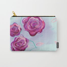 Spring Floral 1 Carry-All Pouch