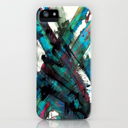 Nailx iPhone Case