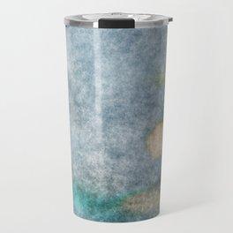 stained fantasy microorganisms Travel Mug
