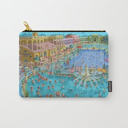 Szechenyi bath Budpest Carry-All Pouch