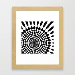 Wonderland Floor #5 Framed Art Print