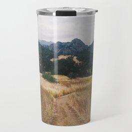 Golden Malibu Travel Mug