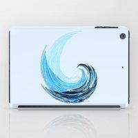 la iPad Cases featuring - La Vague - by Magdalla Del Fresto