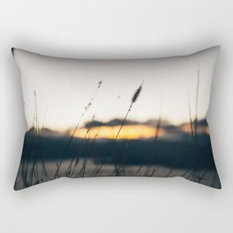 Sunrise over Lake Atitlan, Guatemala Rectangular Pillow