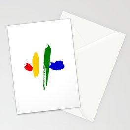 Flag of Taipei, Taiwan Stationery Cards