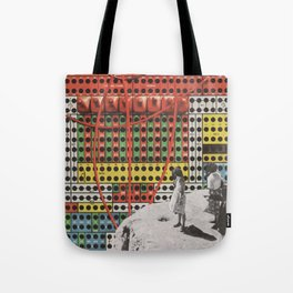 electric sheep Tote Bag