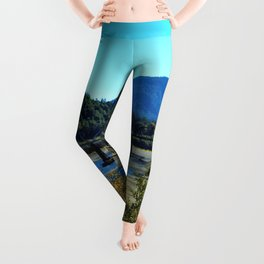 Beyond the Bushes Leggings