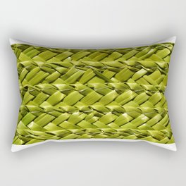 weaved pyparus Rectangular Pillow
