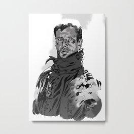 Dekcard Blade Runner Metal Print