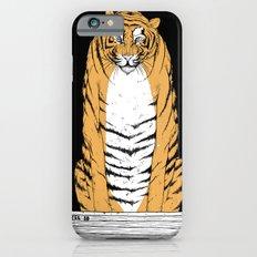 life of pi - black variant Slim Case iPhone 6s