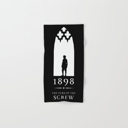 A Century of Horror Classics :: Turn of the Screw Hand & Bath Towel