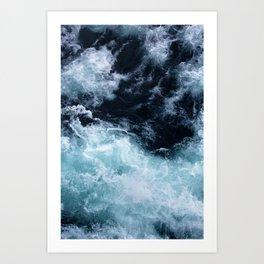 Lake Superior #4 Art Print