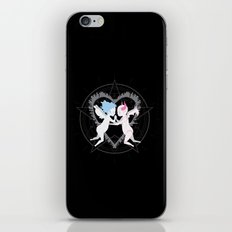 Tragic Sadness iPhone & iPod Skin