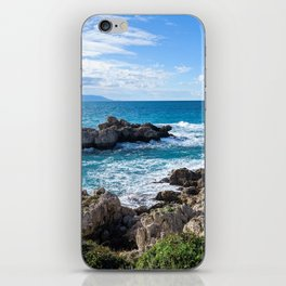 Sicilian scenery iPhone Skin