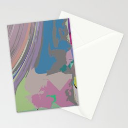 PINK FLOW Stationery Cards