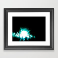 Adventure Spirit Framed Art Print