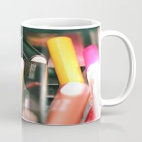 lip Mugs featuring Lip Things by VOID
