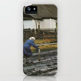 Sweeping iPhone Case