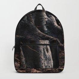 Spooky Winter Trees Backpack