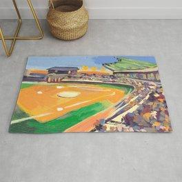 LSU Softball Rug