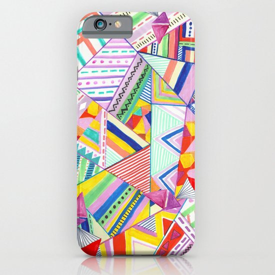 CIRCUS -C A N D Y- POP iPhone & iPod Case