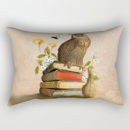 Wise Owl Rectangular Pillow